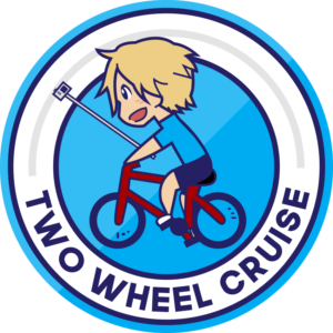 two wheel cruise logo