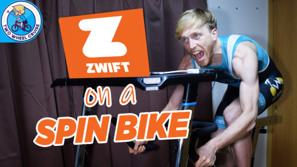 How To Use a ZWIFT on a Spin Bike | Advantages