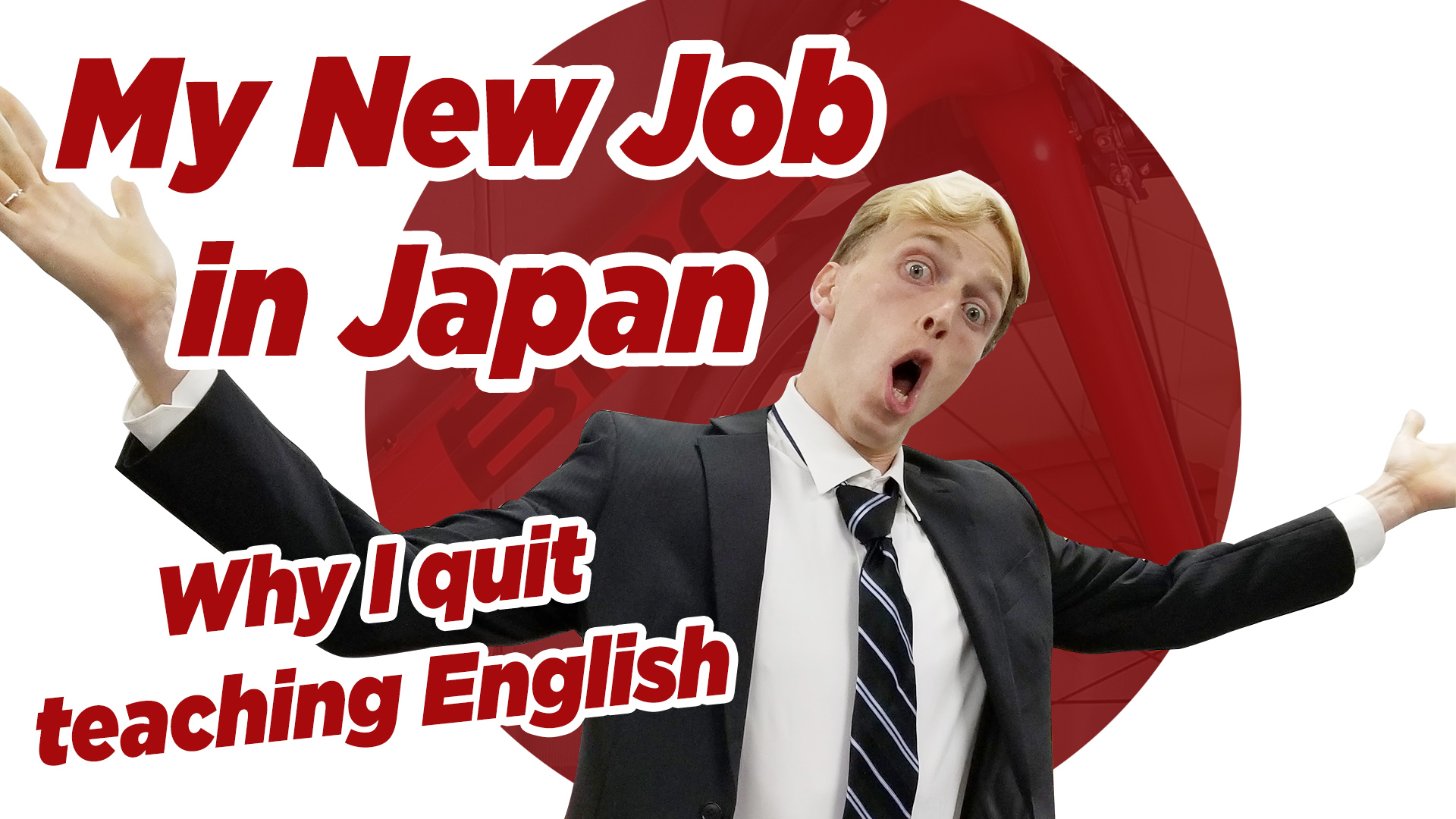 My New Job in Japan, Why I Quit Teaching English - Two Wheel Cruise